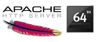 Apache httpd de 64 bits
