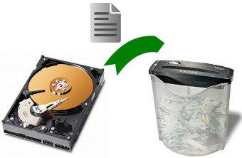 Borrado de archivos de forma segura