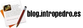 Cambio de dominio www.intropedro.es