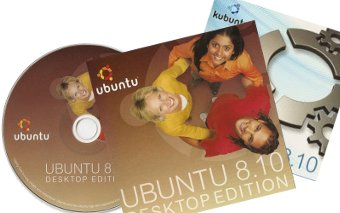 cds de Ubuntu intrepid ibex 8.10