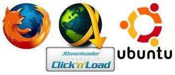 Click'n'load en ubuntu con firefox