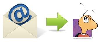 Crear bugs en bugzilla a partir de un email