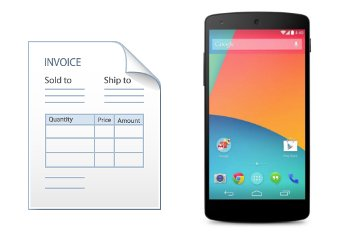 Factura del Nexus 5