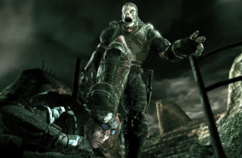 General RAAM de Gears of war