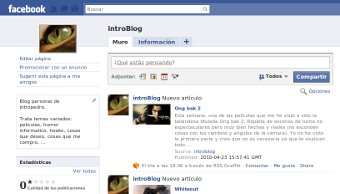 introblog en facebook