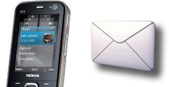Configurar el correo electrónico en el N78