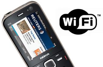 N78 y wifi