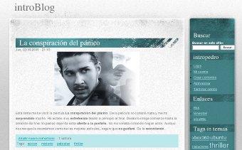 Nuevo theme de introBlog