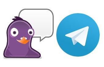 Configurar Telegram en el cliente de mensajería pidgin