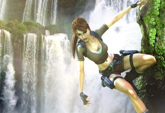 Tomb Raider: Legend, con Lara Croft