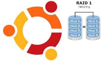 raid 1 en linux con ubuntu