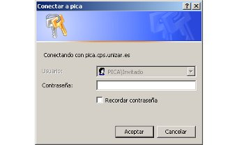 Usuario invitado deshabilitado en carpetas compartidas en windows xp