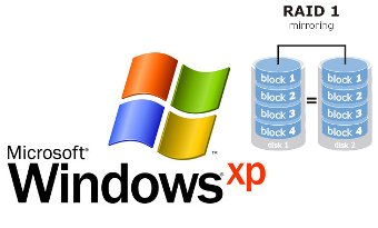 Windows xp con raid 1