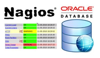 Comprobar una base de datos oracle desde nagios