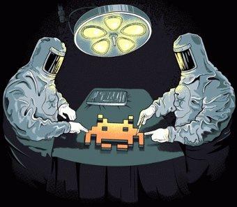 Autopsia de un alien