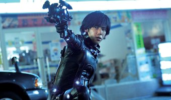 Kazunari Ninomiya en Gantz: Perfect Answer